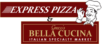 Greco's will be closed for July 4 & 5